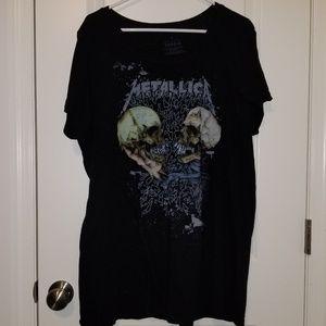 Torrid Metallica Tshirt